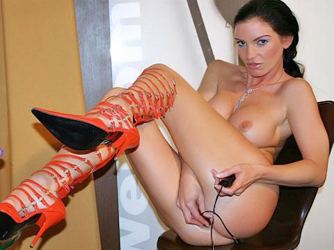 Ebony pussy porn tube